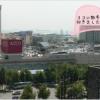 青島のオリンピックセンターをプチサイクリング