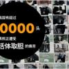 10,000頭の苦痛と悲しみ