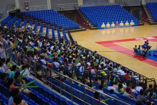 中国ではバドミントンが一番人気-1