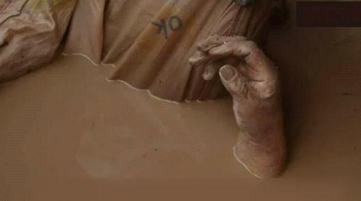 甘粛省舟曲県の土石流災害 2010年8月8日