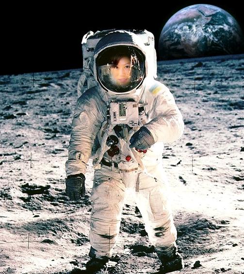 いつか行ってみたい自分の月の土地へ。
