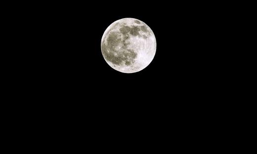 青島の中秋節の月