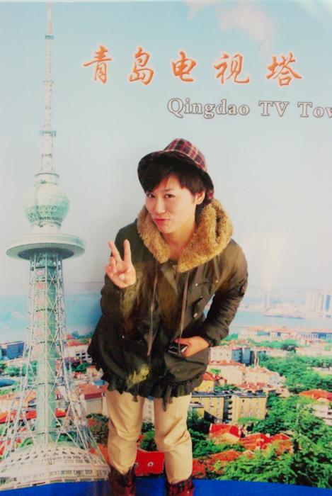 青島テレビタワーに行ってきました(^_^)v