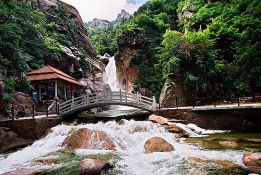 北九水風景区