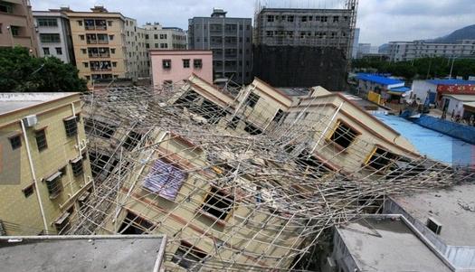 何もしてないのに倒壊しちゃった中国珠海のマンション