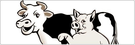 豚肉を牛肉に変える魔法の添加剤。