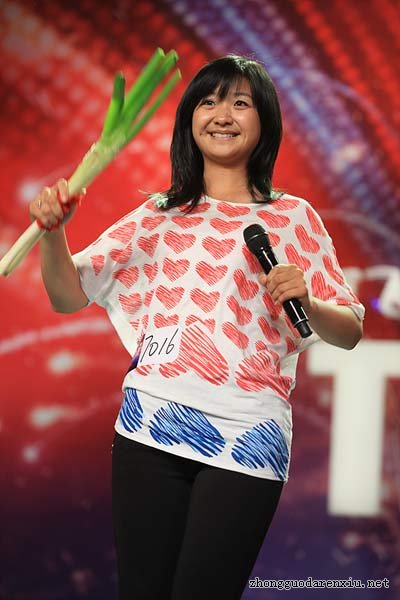 中国中を感動させた「愛のネギダンス」