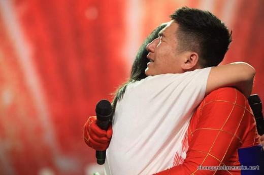 中国中が感動した純愛物語