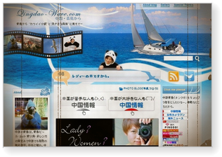 WORDPRESS:Qingda-Wave.com
