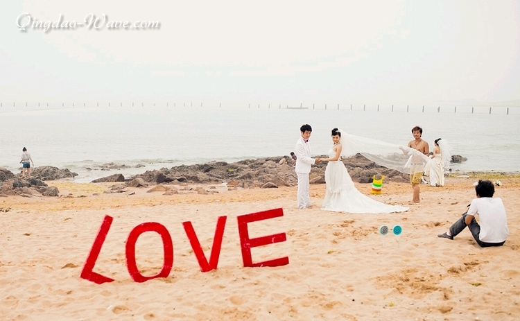 summer love in Qingdao