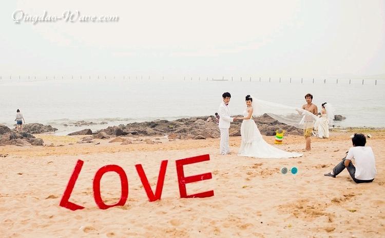 summer love in Qingdao