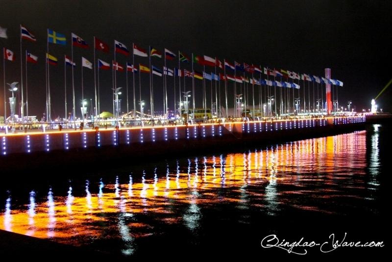 青島オリンピックセンター