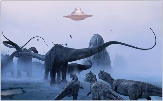 最近、中国ではUFOと化石とかにぎやかです。