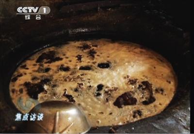 中国:廃油から食用油を作る。