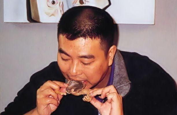 中国:人肉料理